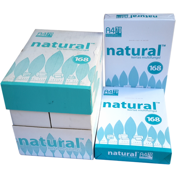 Giấy Natural 70A4