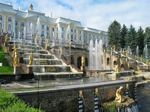 Những điểm đến không thể bỏ qua khi du lịch nước Nga