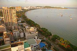 Khám phá thành phố Pattaya Thái Lan