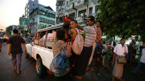 Du lịch Myanmar đầy ấn tượng