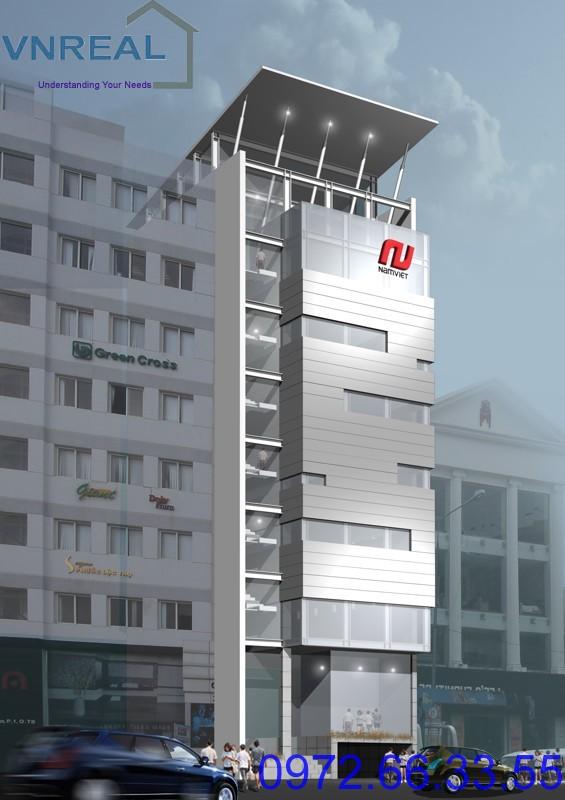 Văn phòng cho thuê quận Tân Bình