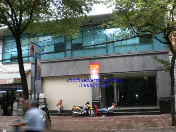 Cho thuê MT Võ Văn Tần quận 3