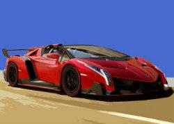 Lamborghini Veneno Roadster lộ diện