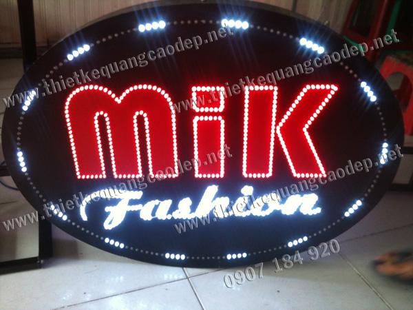 BẢNG LED MIK FASHION