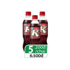 Nước khoáng cola K+ 24ch/thùng