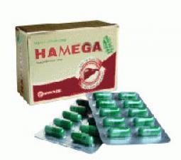 Thuốc hạ men gan Hamega