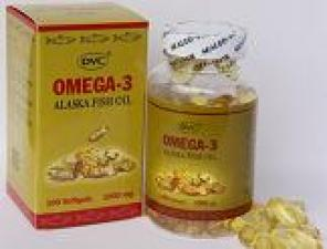 OMEGA 3 ALASKA FISH OIL 1000mg