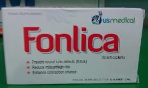 FONLICA - Ngừa dị tật ống thần kinh thai nhi