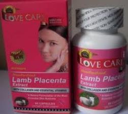 Viên uống đẹp da Lamb Placenta
