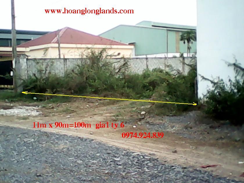Đất xưởng rẻ Củ Chi 1000m2 (1tỷ6) Xã Tân Thạnh Đông ,H Củ Chi,TP Hồ Chí Minh .