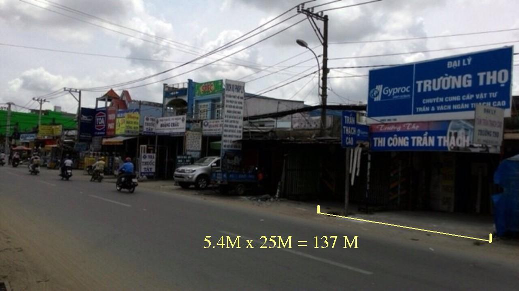 Bán nhà+đất 2 mặt tiền đường Nguyễn ảnh Thủ-Quận 12- tp HCM giá 3tỷ 8 : anh LONG 0949 118 083