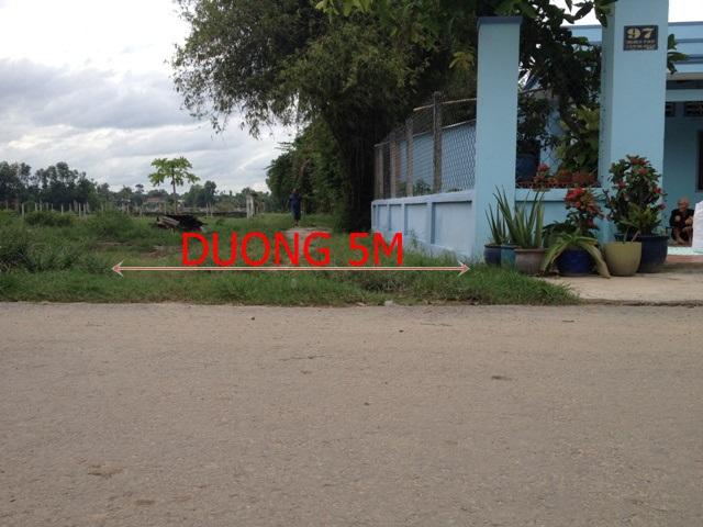 Bán 187m2 đất thổ cư đường giồng cát khu dân cư xã Tân Phú Trung Củ Chi giá 420 triệu