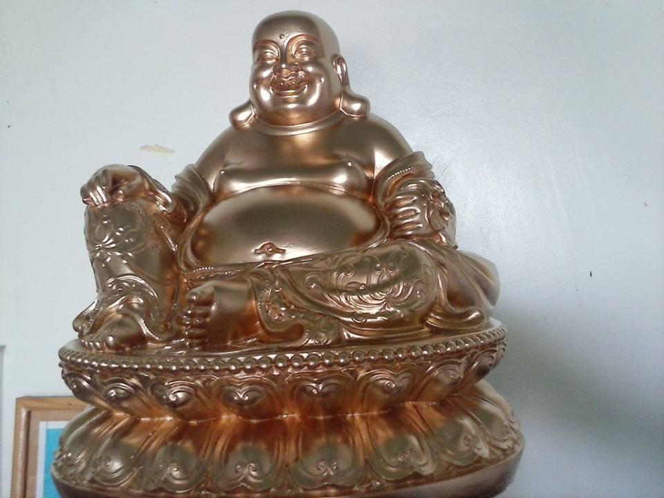 Tượng Phật Di lạc 1